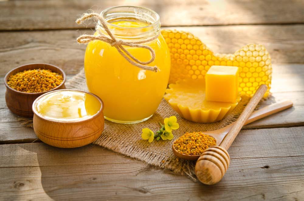 牛皮癣病什么时间喝蜂蜜好